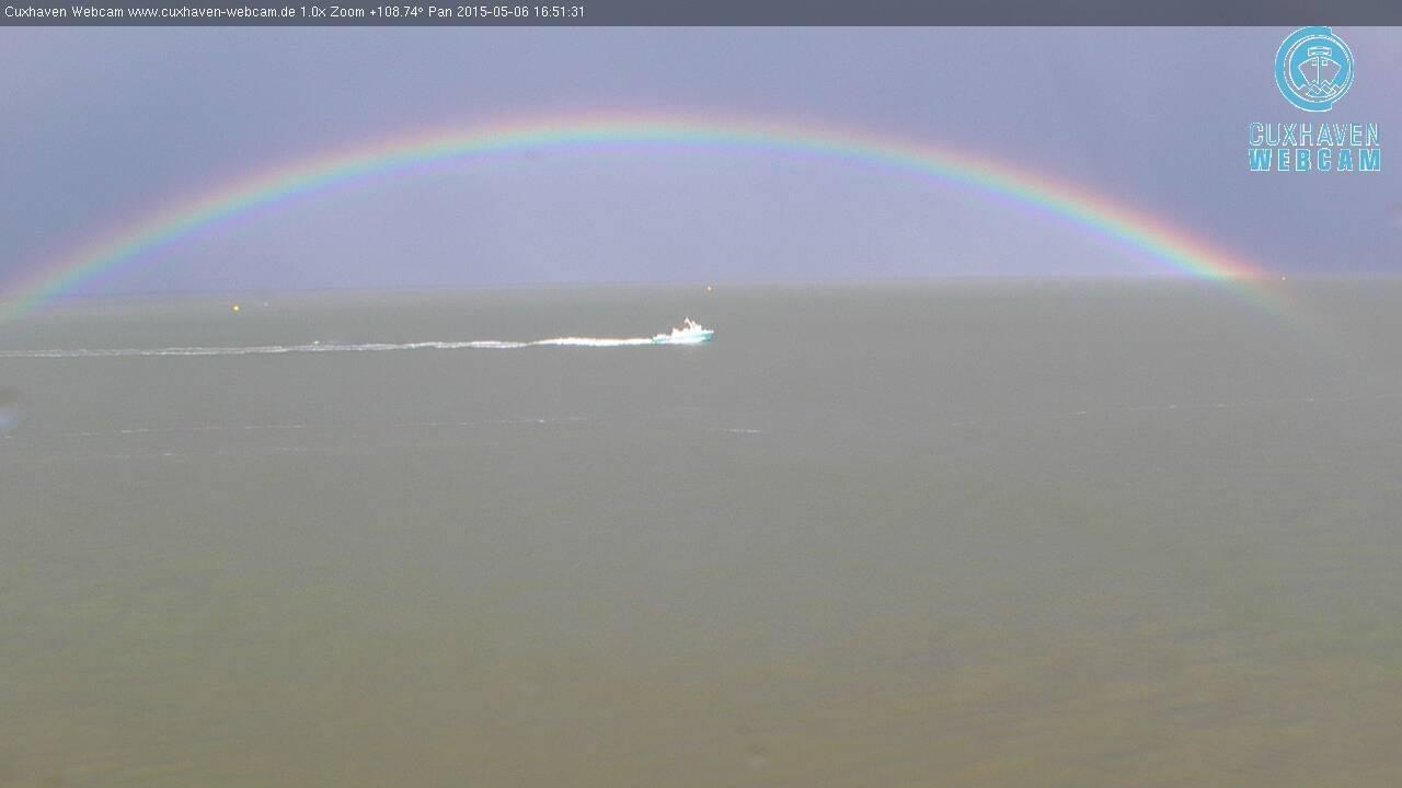 Cuxhaven Webcam Radarturm Alte Liebe