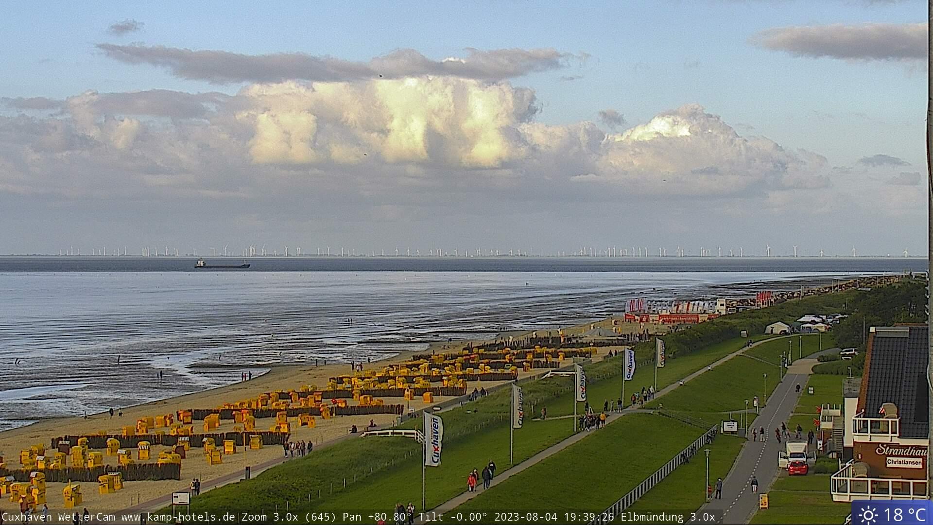 Webcam Cuxhaven - Cuxhavener Nachrichten